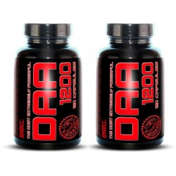 1+1 DAA 1200 - BEST NUTRITION 120+120 kaps