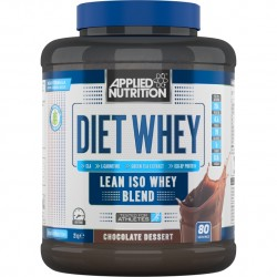 DIET WHEY 2000g - APPLIED NUTRITION