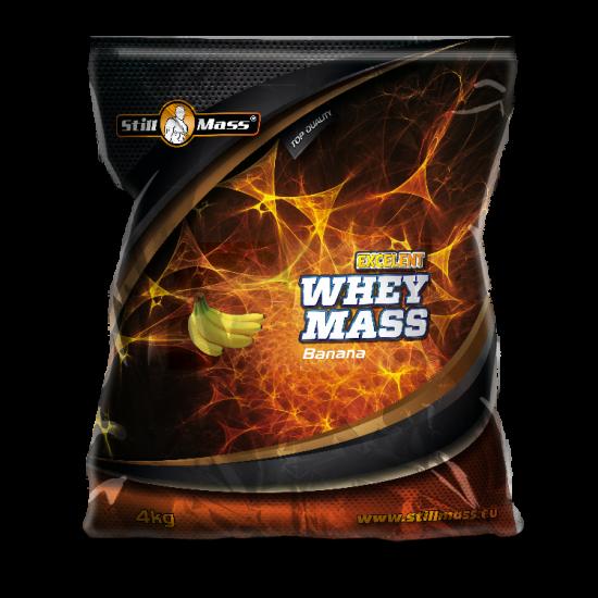 Excelent whey mass 4kg - STILL MASS