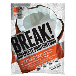 Break! Complete Protein Food 90 g - EXTRIFIT