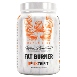 FAT BURNER WOMEN LINE 100 kaps - EXTRIFIT