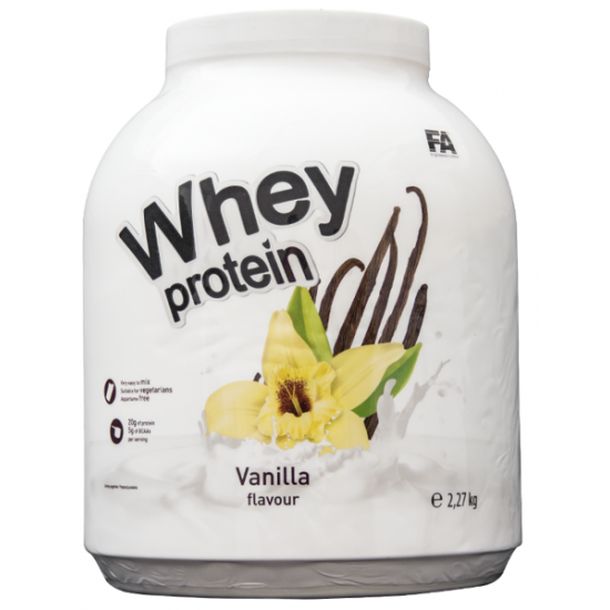 Whey Protein 2270g - FITNESS AUTHORITY
