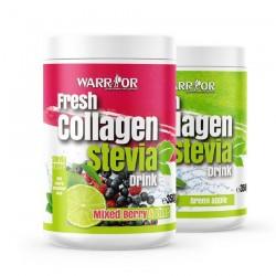 Fresh Collagen Stevia Drink 350 g - WARRIOR