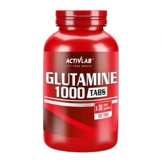 Glutamine 1000 120 tab - Activlab