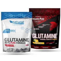 Glutamine - L-Glutamín 1 kg - NATURAL NUTRITION