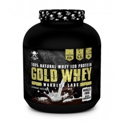 Gold Whey 1800g - WARRIOR LABS