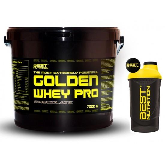Golden Whey Pro + Šejker Zadarmo od Best Nutrition 2250g
