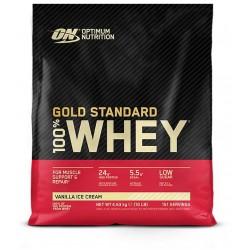 100% Whey Gold Standard Protein - Optimum Nutrition 4540g