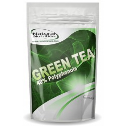 Green Tea - Zelený čaj v prášku 40% 100g - NATURAL NUTRITION