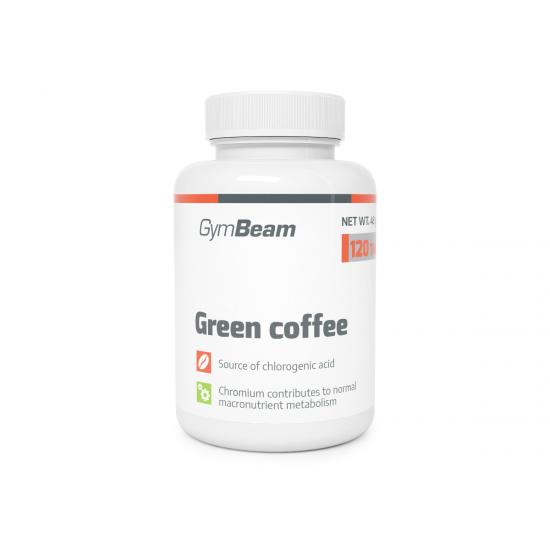 Green coffee 120 tab - GymBeam
