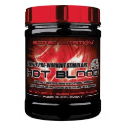 HOT BLOOD 3.0 300G - SCITEC NUTRITION