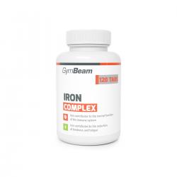 Iron complex 120 tabs - GYMBEAM