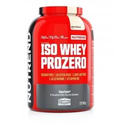 ISO WHEY PROZERO 2250g - NUTREND