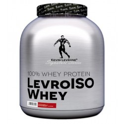 Levro ISO Whey 2000g - KEVIN LEVRONE