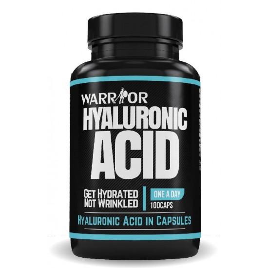 Kyselina hyalurónová 100 kaps - WARRIOR