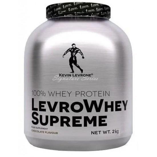 LevroWhey Supreme 2000g - KEVIN LEVRONE