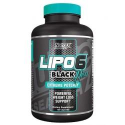 LIPO 6 BLACK HERS 120 KAPS - NUTREX