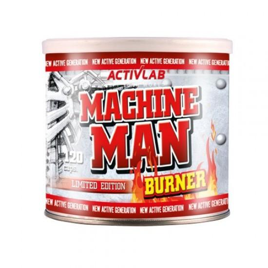 Machine Man Burner 120 kaps - ACTIVLAB