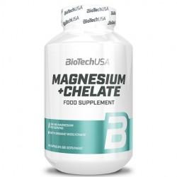 Magnesium+Chelate 60 kaps - BIOTECH USA