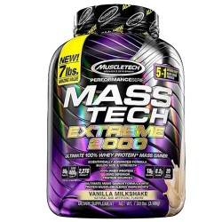 MASS-TECH EXTREME 2000 3180 g - MUSCLETECH