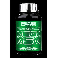 MEGA MSM 100 KAPS - SCITEC NUTRITION