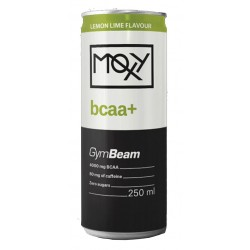 Moxy bcaa+ Energy Drink  - GymBeam 250 ml