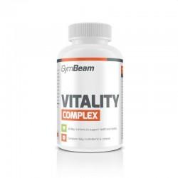 Multivitamín Vitality complex 120 tab - GYMBEAM