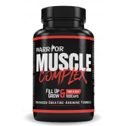 Muscle Complex 100 kaps - WARRIOR