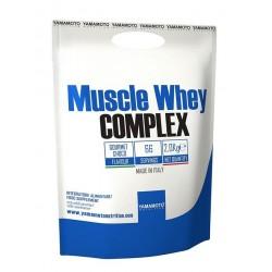 Muscle Whey COMPLEX 2000 g - Yamamoto