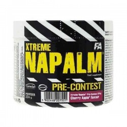 Xtreme Napalm Pre-Contest 224 g - FITNESS AUTHORITY