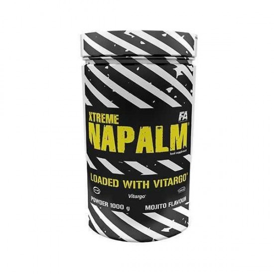 XTREME NAPALM® WITH VITARGO® 1000g - FITNESS AUTHORITY