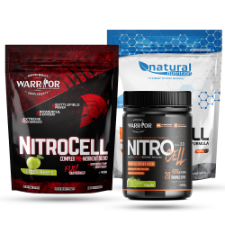 NitroCell - 600 g - WARRIOR