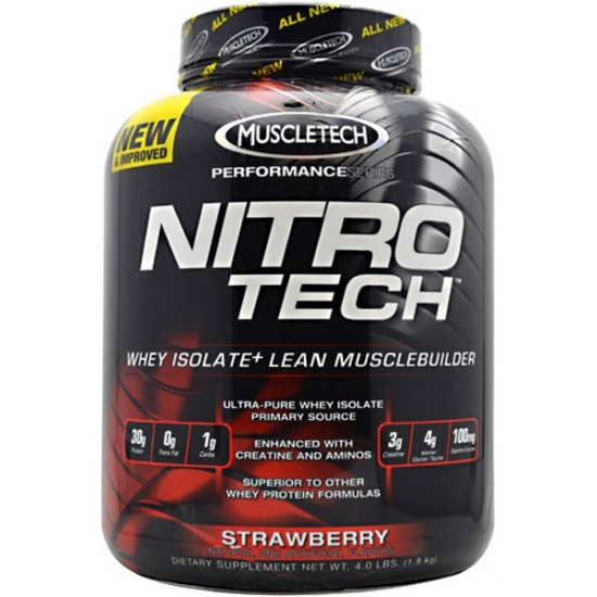 NITRO-TECH Performance 1800g - MUSCLETECH
