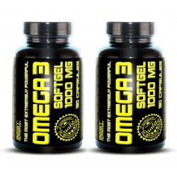 1+1 Omega 3 - Best Nutrition 120+120 kaps
