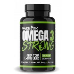 Omega 3 Strong 100 kaps - WARRIOR