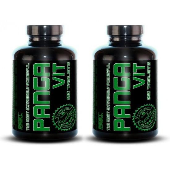 1+1 Panga Vit - Best Nutrition 250+250 tab