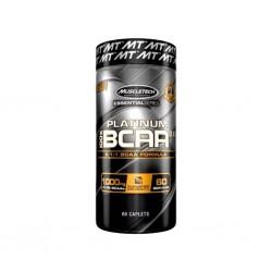 Platinum 100% BCAA 8:1:1 60 tab - MuscleTech