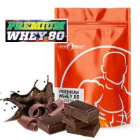 Premium whey 80 - STILL MASS 2600 g