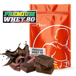 Premium whey 80 - STILL MASS 2600 g