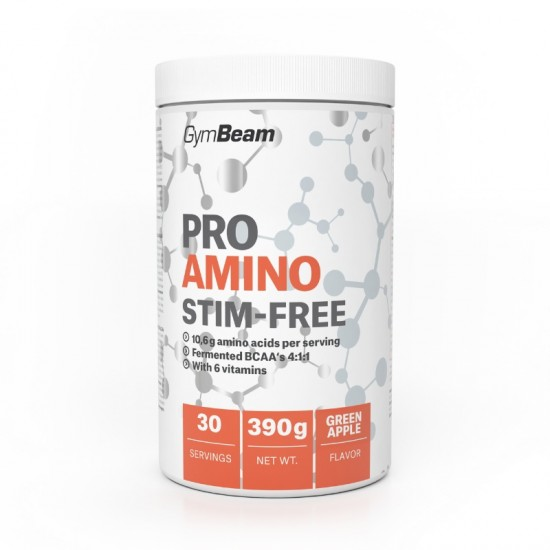 ProAMINO stim-free 390g - GymBeam