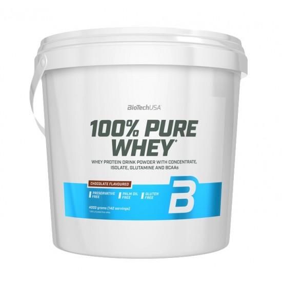 100% Pure Whey - BIOTECH USA 4000g