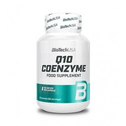 Q10 Coenzyme 60 kaps - BIOTECH USA