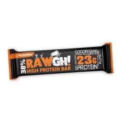 RawGh! bar 38% 60 g - WARRIOR
