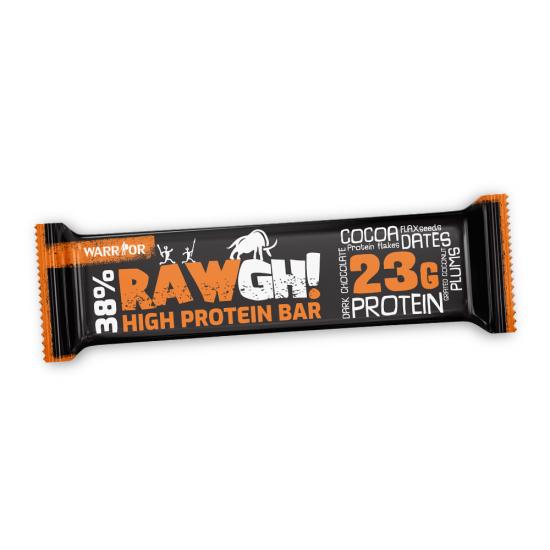 RawGh! bar 38% 60 g - WARRIOR