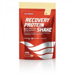 RECOVERY PROTEIN SHAKE 500g - NUTREND