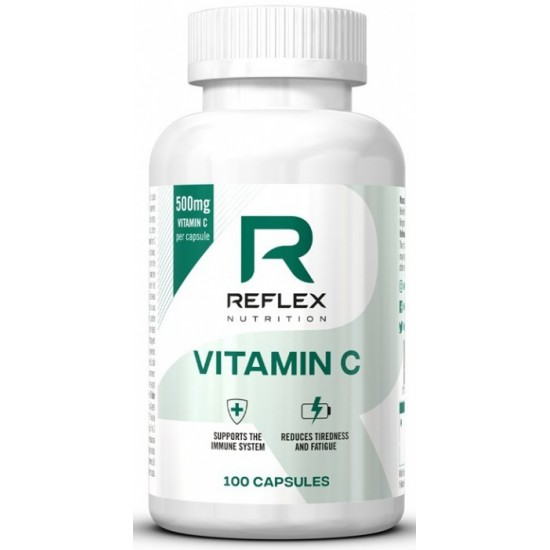Vitamín C 500 mg 100 kaps - REFLEX