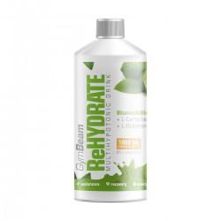 Iontový nápoj ReHydrate  - GymBeam 1000 ml
