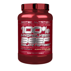 100% HYDROLYZED BEEF ISOLATE PEPTIDES - SCITEC NUTRITION 900g