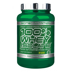 100% WHEY ISOLATE - SCITEC NUTRITION 700g