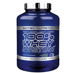 100% WHEY PROTEIN - SCITEC NUTRITION 2350g